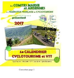Concentration départementale de cyclotourisme