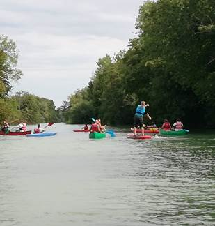 Rethel-Château Canoë-Kayak