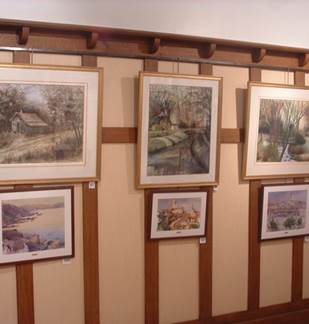 Galerie d'art Maurice Rocheteau