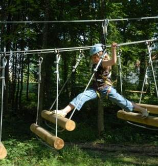 Le Chêne Perché (Parc acrobatique)