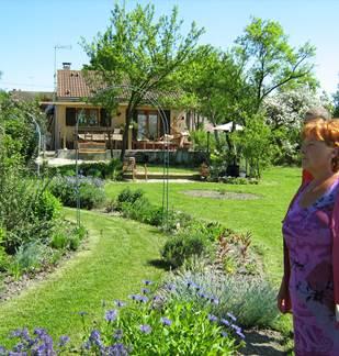 Au Jardin d'Annie - Le Jardin des Roses
