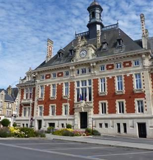 Hôtel de Ville de Rethel