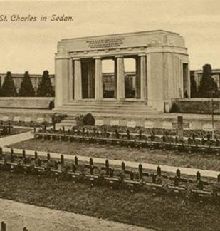 Visite guidée thématique : La Grande Guerre au cimetière Saint Charles