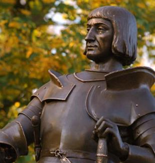 Visite familiale : Trouvez le chevalier Bayard !
