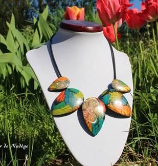 Ateliers : Les bijoux de Nadège