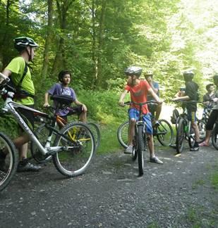 AVENTURE EVASION - mountainbike