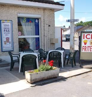 Friterie de la Gare, Auvillers-les-Forges