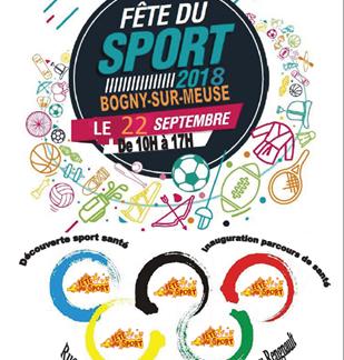 Fête du sport à Bogny-sur-Meuse