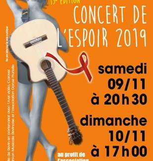 Concert de l'Espoir 2019