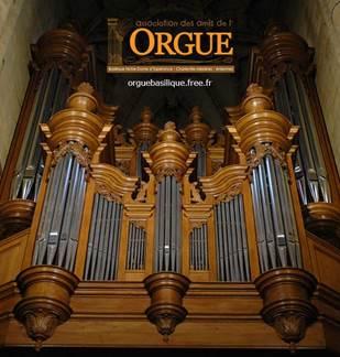 Concert d'orgue par Loreto Aramendi