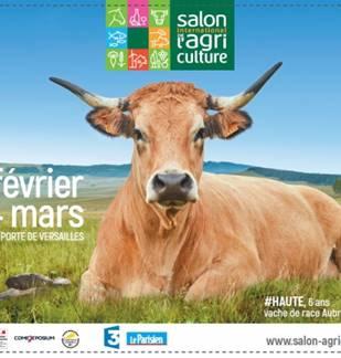 Les Ardennes en représentation au Salon International de l'Agriculture