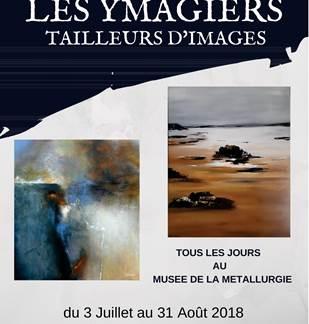 Exposition des Ymagiers au Musée de la Métallurgie