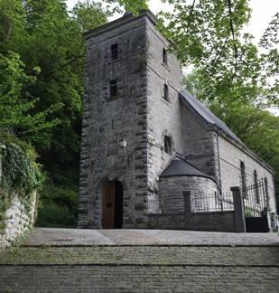 Visites guidées de l'église de Hierges
