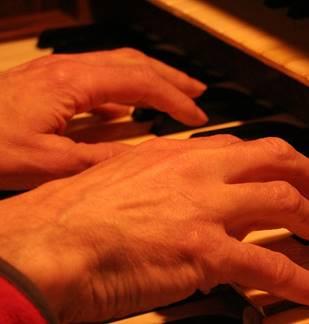 Concert d'orgues Christophe Mantoux
