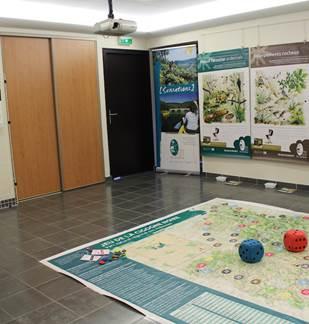 Exposition à la découverte du Parc Naturel Régional des Ardennes