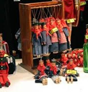 Spectacle de marionnettes Liégeoises autour des 4 fils Aymon