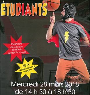 Tournoi de Basket Etudiants