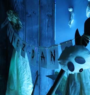 Halloween au Parc Argonne Découverte : À la recherche des objets perdus de la sorcière Babassaka