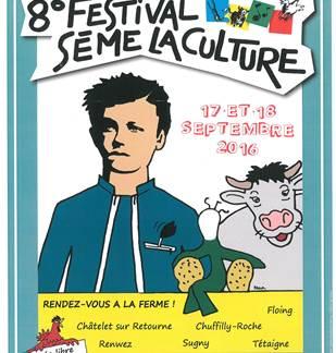 9e Festival Sème la culture