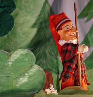 Décentralisation du Festival des Marionnettes - On était une fois