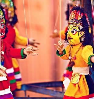 Ateliers Marionnettes hebdos