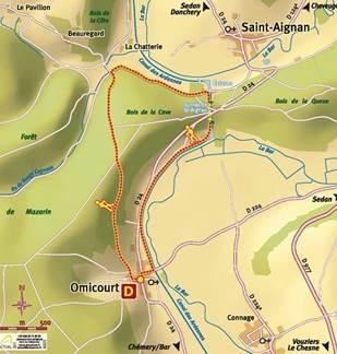 Le Tunnel de Saint Aignan