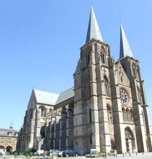 Concert à l'Eglise Sainte-Geneviève