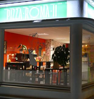 Pizza Roma II
