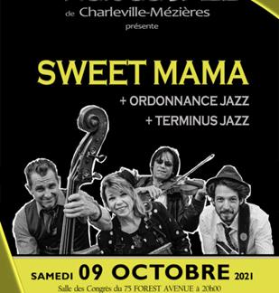 26ème Nuit du jazz de Charleville Mézières