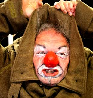 Clown/Humour : Mourir de rire