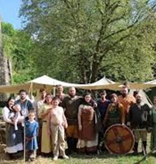 Journée médiévale - l'Echelle