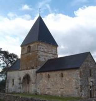 Eglise Notre Dame de Malmy