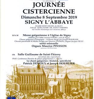 Journée Cistercienne