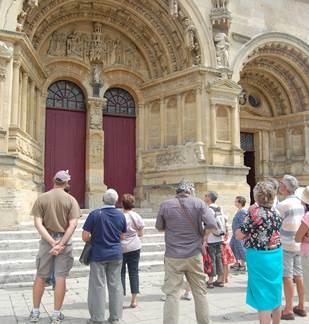 Visite guidée : Vouziers et son patrimoine