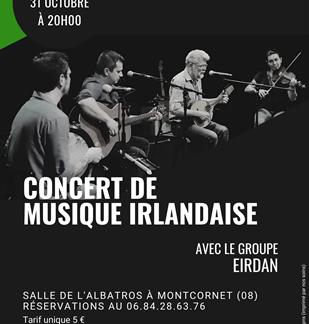 Concert par Eirdan