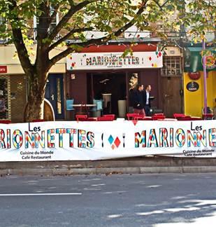 Restaurant Les Marionnettes