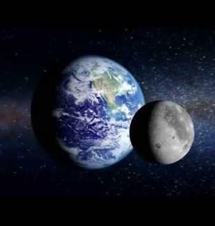 Le duo Terre - Lune