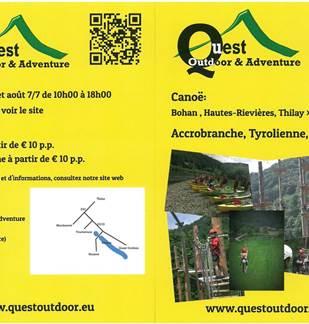 Quest Adventure & Outdoor à Haulmé