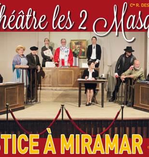 Théâtre : Les 2 Masques