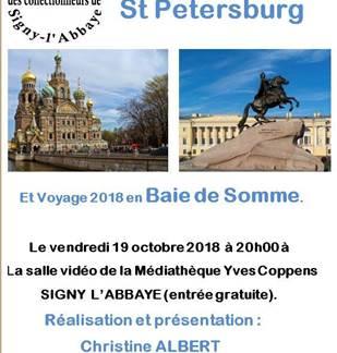 De par le monde : St Petersburg