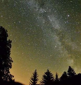 Sortie Astronomie