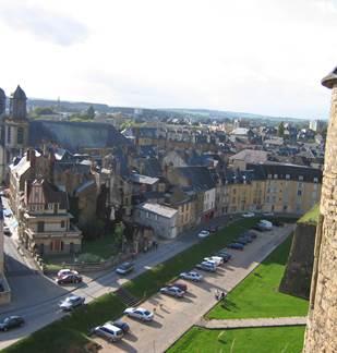 Journées nationales de l'Architecture à Sedan