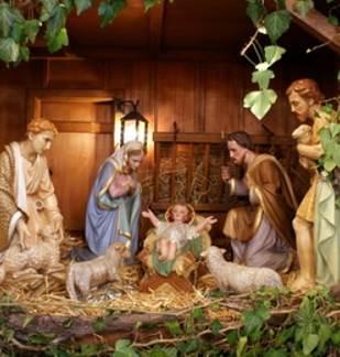 Le chemin des Crèches à Launois sur Vence