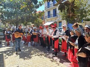 Campanar Sardanista Concert + Cremat