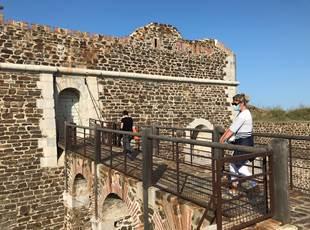 Exploration des forts