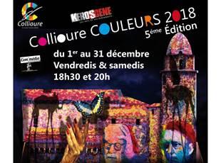 Collioure couleurs - 14 et 15 décembre