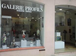GALERIE PROFILS