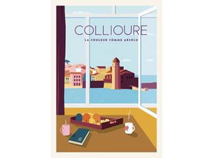 Collioure at home !