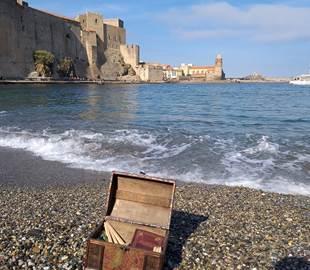 """Box """"le tableau mystérieux"""" - Chasseurs de Trésors"""