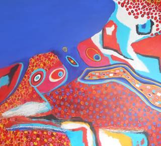Inspiration australienne - Claire Rodriguez Fraissenon